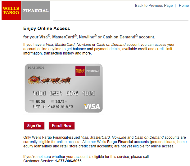 how to order a credit card online