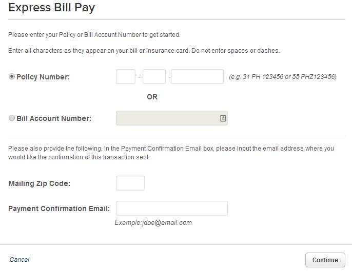 The Hartford Express Bill Pay Online Mycheckweb Com
