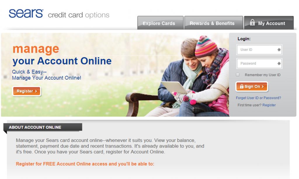 SearsCard.Com/Customer-Service  Sears Card Customer Service