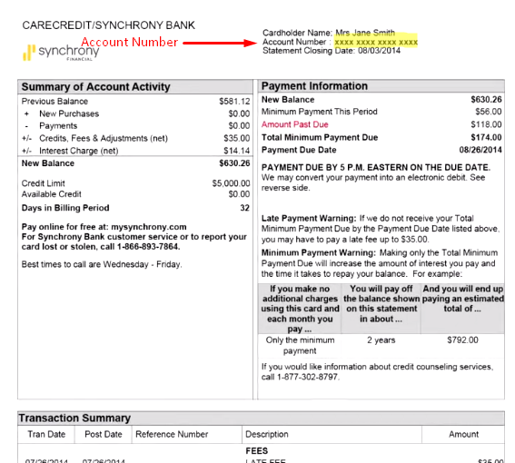 Synchrony Bank Bill Pay - MySynchrony.Com - KUDOSpayments.Com