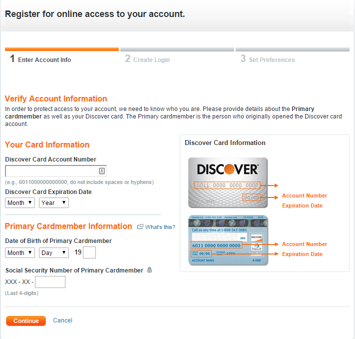 How To Pay Your DiscoverCard Bills Online