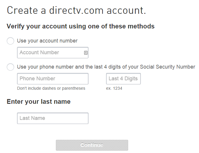 How To Pay DirecTV Satellite Bill MyCheckWebCom - Online invoice dtv
