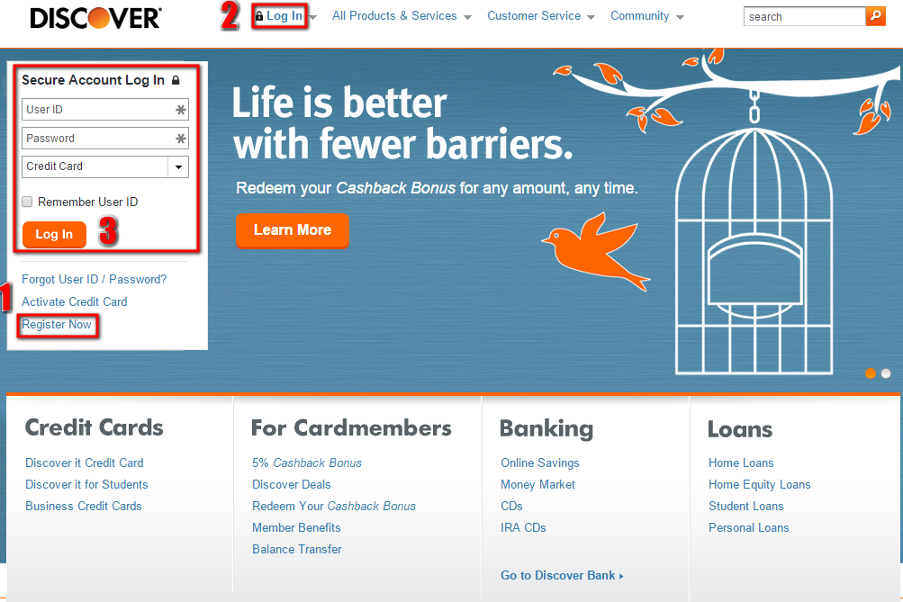 Discover Bank Archives - MyCheckWeb.Com
