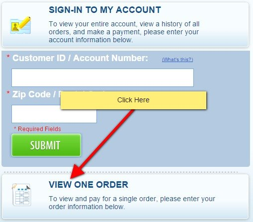 PCH - Pay Your Publishers Clearing House Bill Online