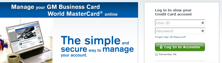 Chase gm business credit card login mycheckweb chase gm business credit card login colourmoves