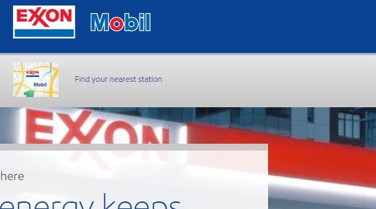 Register and access an online account with Exxon Mobil ...