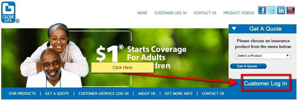 Www Globeontheweb Com Globe Life Insurance Bill Pay Online Review on Globe Life Insurance Online Payment