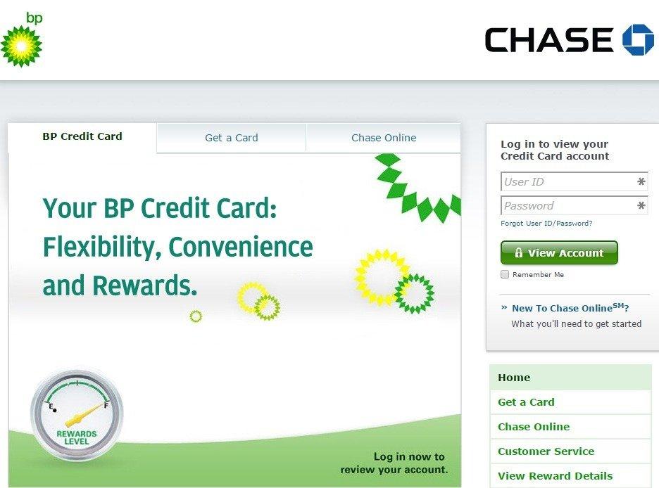 chase customer service credit card