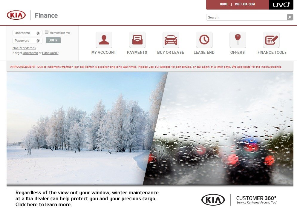 Kmfusa Kia Motors Finance Bill Pay Mycheckweb Com