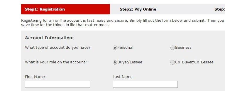 Www Toyotafinancial Com Registration