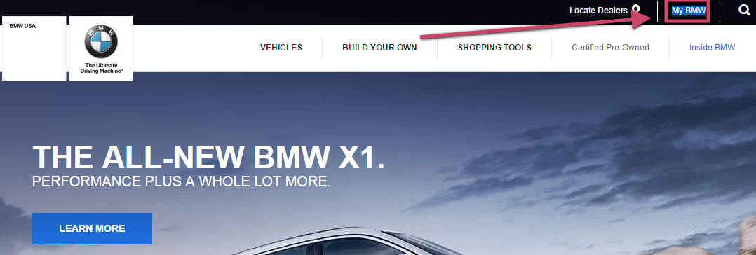 pay bmw usa bill online with bmwusa com mybmw. Cars Review. Best American Auto & Cars Review