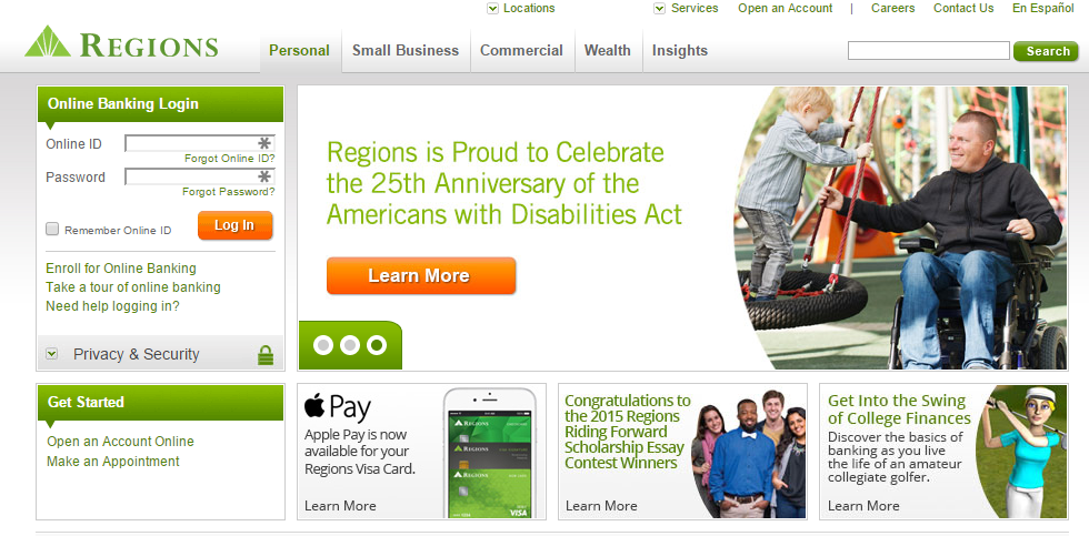 4 WAYS TO PAY YOUR REGIONS BANK BILLS - KUDOSpayments Com