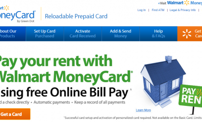 Billpay1800 august 3 2015 pay your walmart money card online walmart