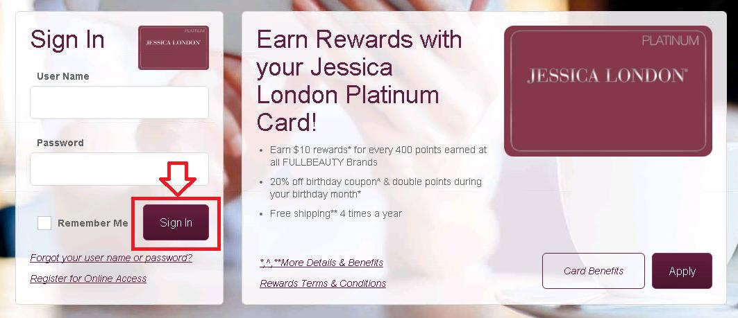 comenity net jessica london jessica london credit card payment. Black Bedroom Furniture Sets. Home Design Ideas