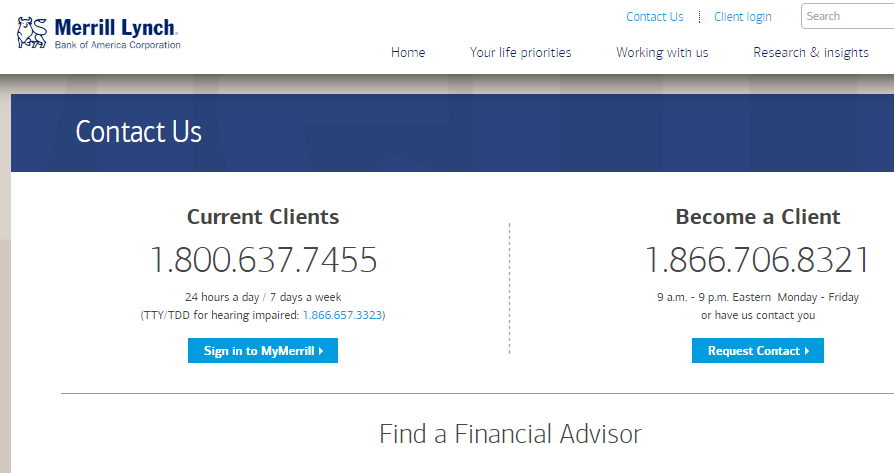 bank of america mortgage customer service insurance department