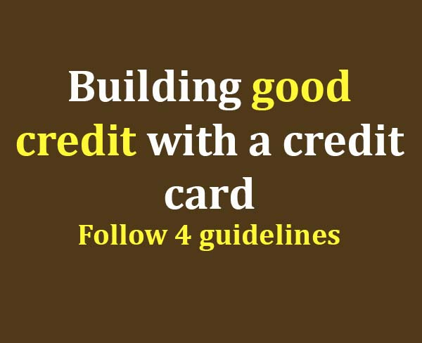 Image Result For Can You Build Credit Rating Without A Credit Card