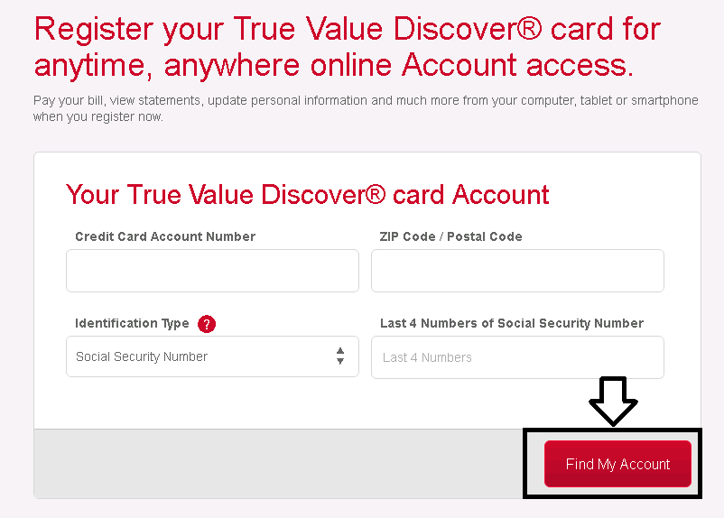 how to add a card to my discover account