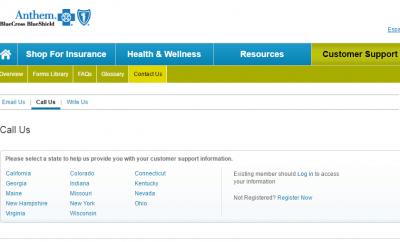 Services Provider: Anthem Provider Services
