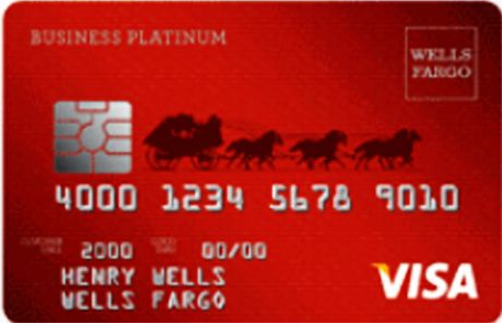 Wells Fargo Business Platinum Credit Card Benefits Rates And Fees