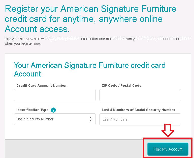 Comenity.Net American Signature Furniture Credit Card ...