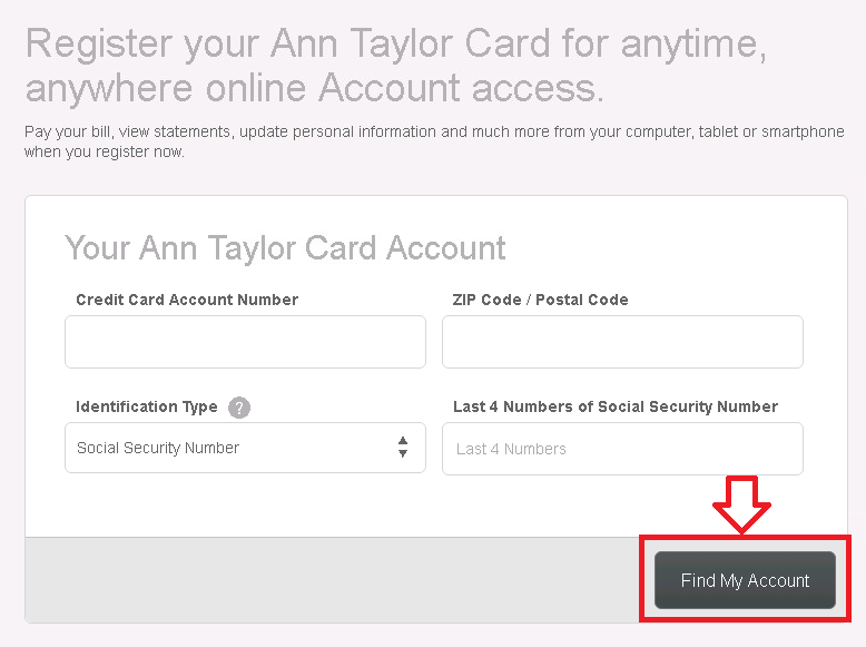 The Ann Taylor credit card is a rewards credit card ideal for those who shop frequently at Ann Taylor and LOFT stores. Making purchases with this card allows you to .