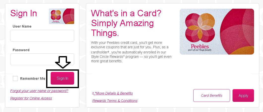 similiar bles credit card bill pay keywords