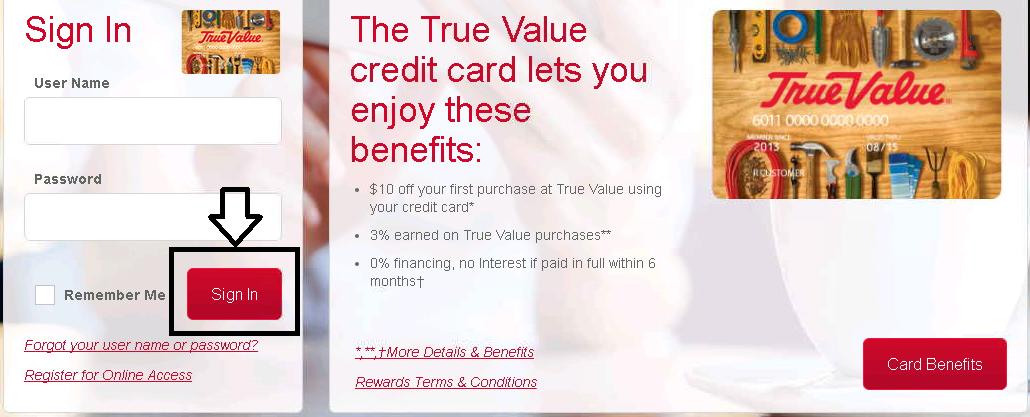 comenity net true value true value credit card payment options. Black Bedroom Furniture Sets. Home Design Ideas