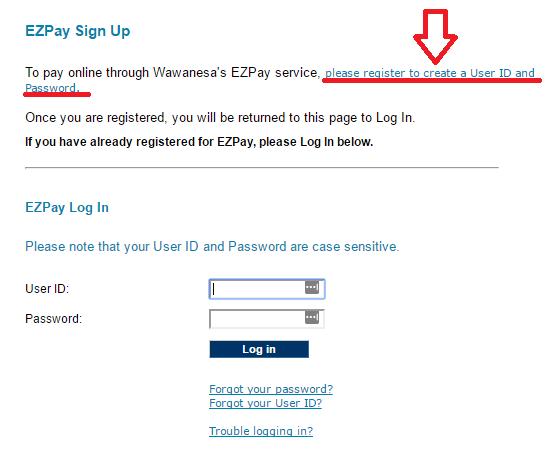Wawanesa login