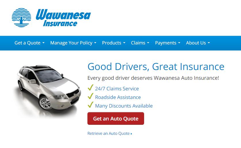 Przegląd ubezpieczenie samochodu Wawanesa