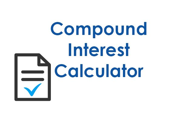 Compound Interest Calculator - MyCheckWeb.Com